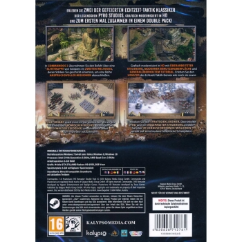 Commandos 2 & Praetorians: HD Remaster Double Pack, PC