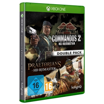 Commandos 2 & Praetorians: HD Remaster Double Pack, Microsoft Xbox One, PC