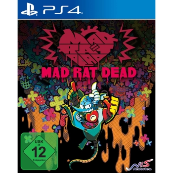 Mad Rat Dead, Sony PS4