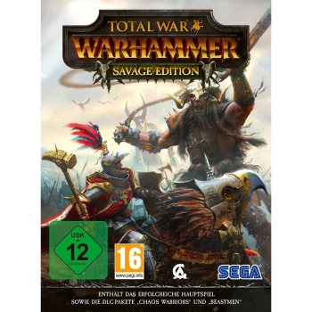 Total War: Warhammer - Savage Edition, PC