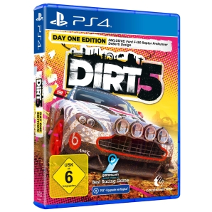 DiRT 5 Day One Edition, Sony PS4