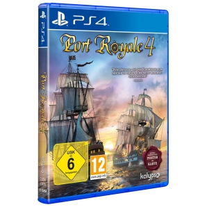 Port Royale 4, Sony PS4