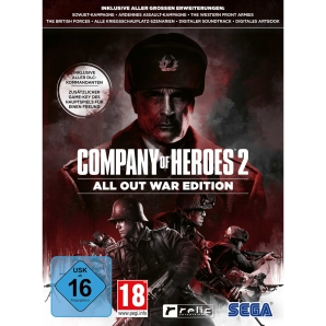 Company of Heroes 2: All Out War Edition, PC