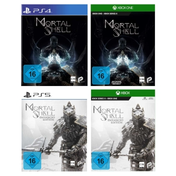 Mortal Shell, PS4/Xbox One