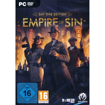 Empire of Sin Day One Edition, PC