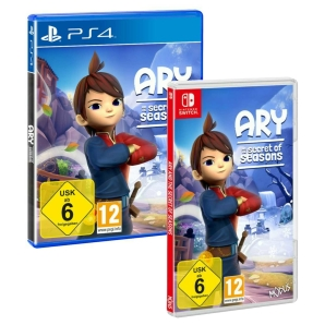 Ary and the Secret of Seasons, PS4/Switch