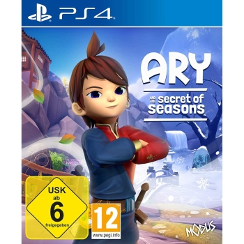 Ary and the Secret of Seasons, Sony PS4