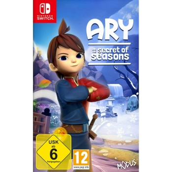 Ary and the Secret of Seasons, Nintendo Switch
