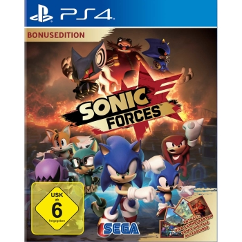 Sonic Forces Bonus Edition, Sony PS4
