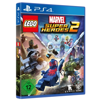 Lego Marvel Super Heroes 2, Sony PS4