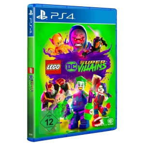 Lego DC Super-Villains, Sony PS4