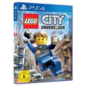 Lego City Undercover, Sony PS4
