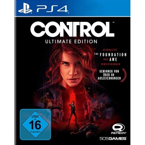 Control Ultimate Edition, Sony PS4/PS5 Upgrade