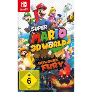 Super Mario 3D World + Bowser´s Fury, Switch