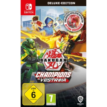 Bakugan Champions von Vestroia, Switch