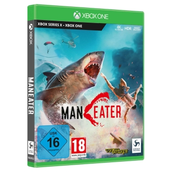 Maneater Day One Edition, Microsoft Xbox One/Series X