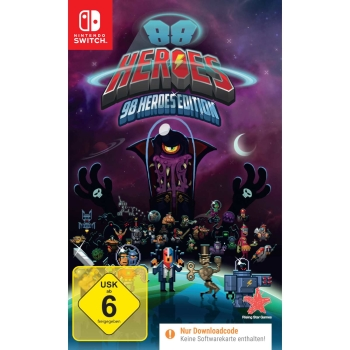 88 Heroes (Code in a Box), Switch