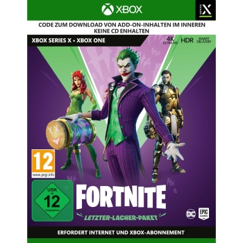 Fortnite Letzter-Lacher-Paket, Microsoft Xbox One/Series X