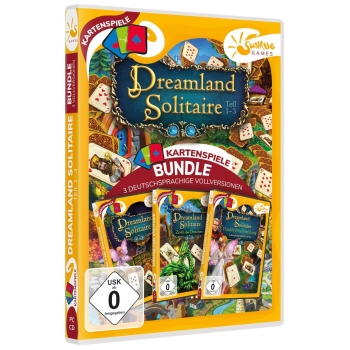 Dreamland Solitaire 1 2 3, PC