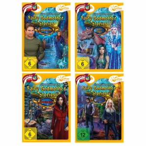 Fairy Godmother Stories: Cinderella Sammleredition, PC