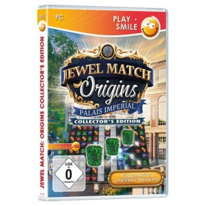 Jewel Match: Origins Collectors Edition, PC