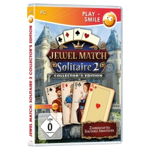 Jewel Match: Solitaire 2 Collectors Edition, PC