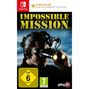 Impossible Mission (Code in a Box), Switch
