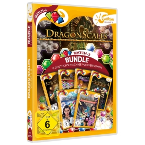 Dragon Scales 1 2 3 4 5 6, PC