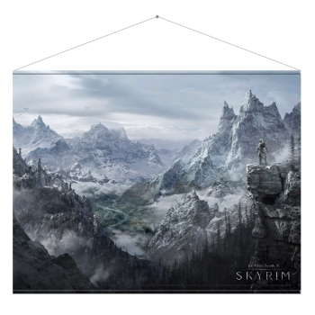 The Elder Scrolls V: Skyrim, Wallscroll Valley