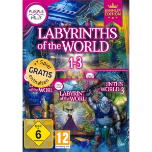 Labyrinths of the World 1-3, PC