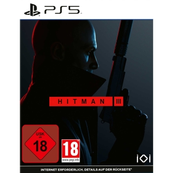 Hitman 3, Sony PS5