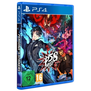 Persona 5 Strikers, Sony PS4