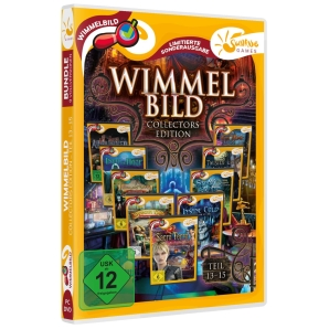Wimmelbild 3er Box Volume 13+14+15 Collectors Edition, PC