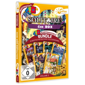 Solitaire 6er Box Volume 02, PC