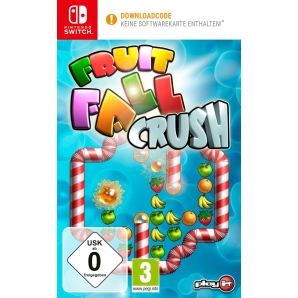 Fruitfall Crush (Code in a Box), Switch