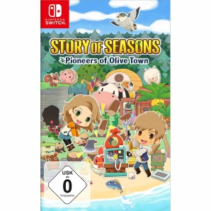 Story of Seasons - Pioneers of Olive Town, Switch