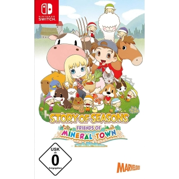 Story of Seasons - Friends of Mineral Town + Pioneers of Olive Town, Switch