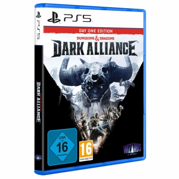 Dungeons & Dragons Dark Alliance Day One Edition, Sony PS5