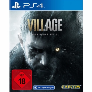 Resident Evil 8 Village, Sony PS4