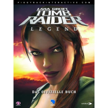 Tomb Raider 7 VII Legend, offiz. Lösungsbuch