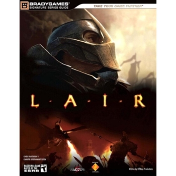 Lair, offiz. Lösungsbuch / Strategy Guide