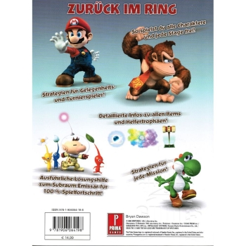 Super Smash Bros. Brawl, offiz. Dt. Lösungsbuch