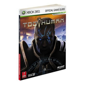Too Human, offiz. Lösungsbuch / Strategy Guide