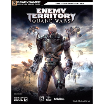 Enemy Territory - Quake Wars, offiz. PC-Lösungsbuch / Strategy Guide
