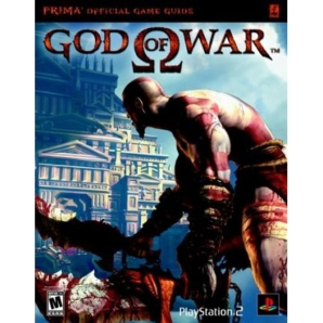 God of War, offiz. Lösungsbuch / Strategy Guide