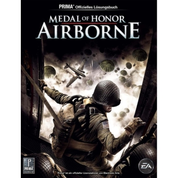 Medal of Honor - Airborne, offiz. Lösungsbuch
