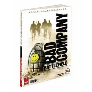 Battlefield: Bad Company, offiz. Lösungsbuch / Strategy Guide