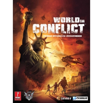 World in Conflict , offiz Lösungsbuch