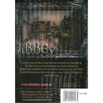 Abbey, The - offiz. Lösungsbuch