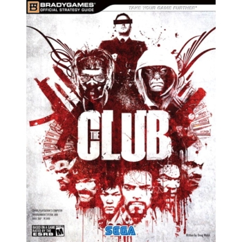The Club, offiz. Lösungsbuch / Strategy Guide